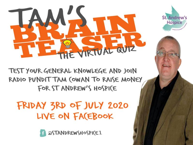 Tam's Brain Teaser Virtual Quiz