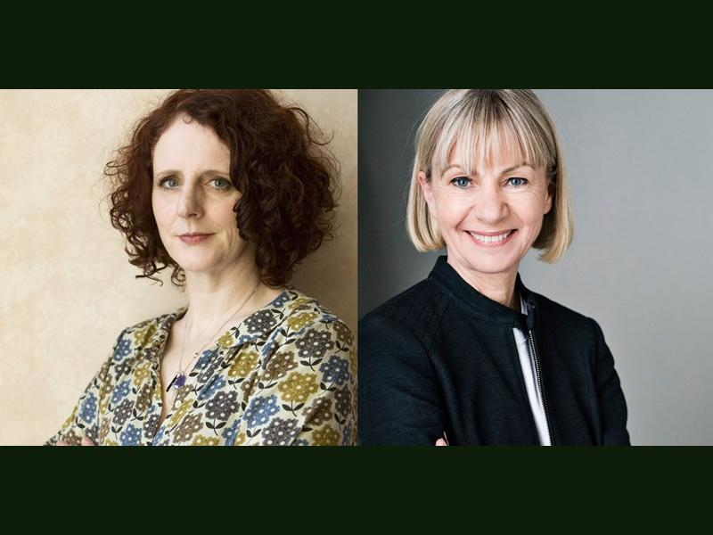 Maggie O'Farrell and Kate Mosse