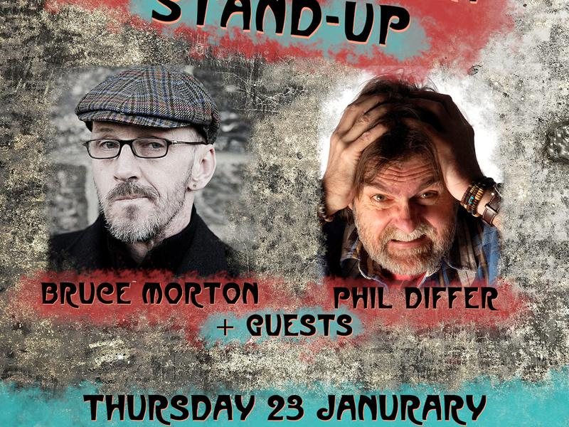Bruce and Phil's Southside Subterranean Stand-up