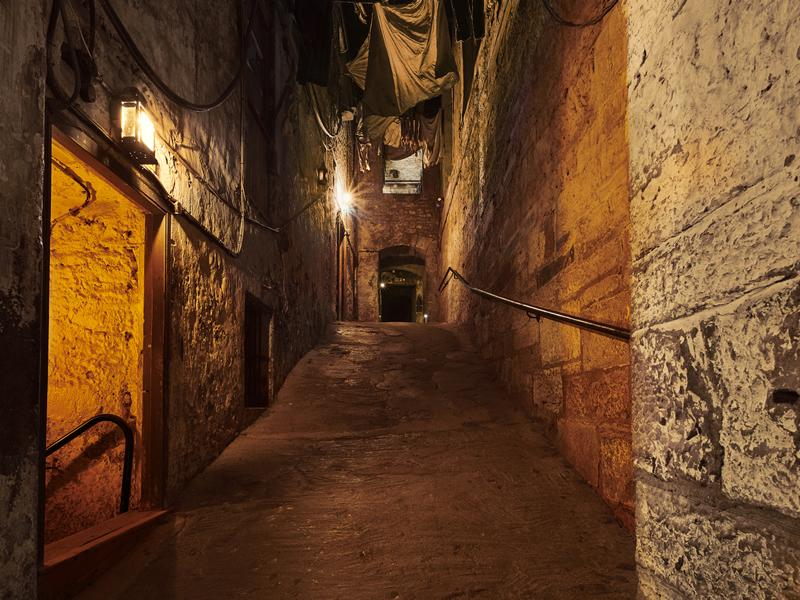 The Real Mary King's Close Tours