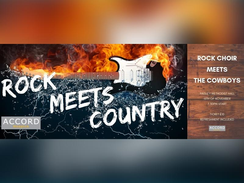 ROCK Meets Country