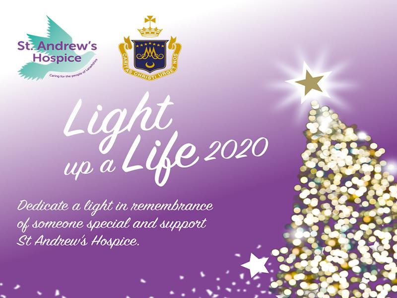 St Andrew's Hospice Light Up A Life