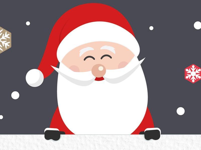 Santa Claus Is Coming To New Lanark