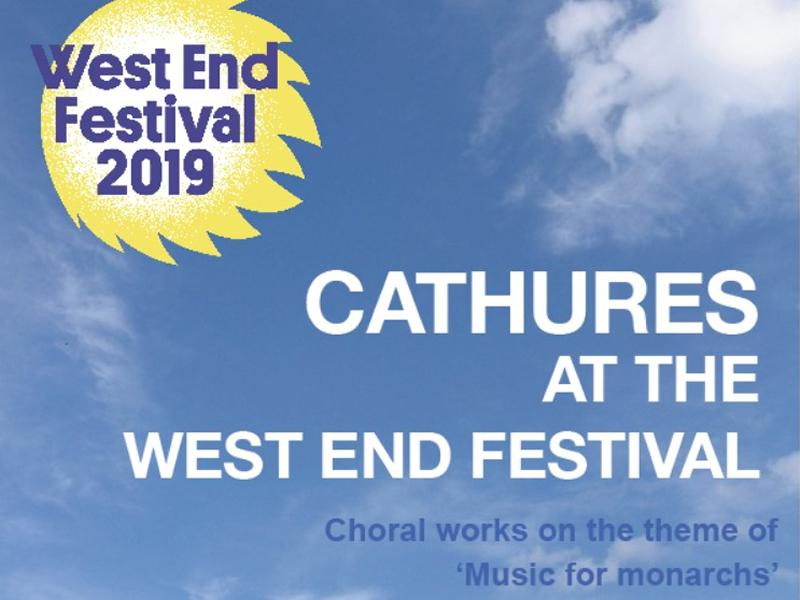 Cathures at the West End Festival