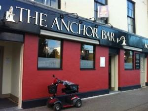 The Anchor Bar Paisley