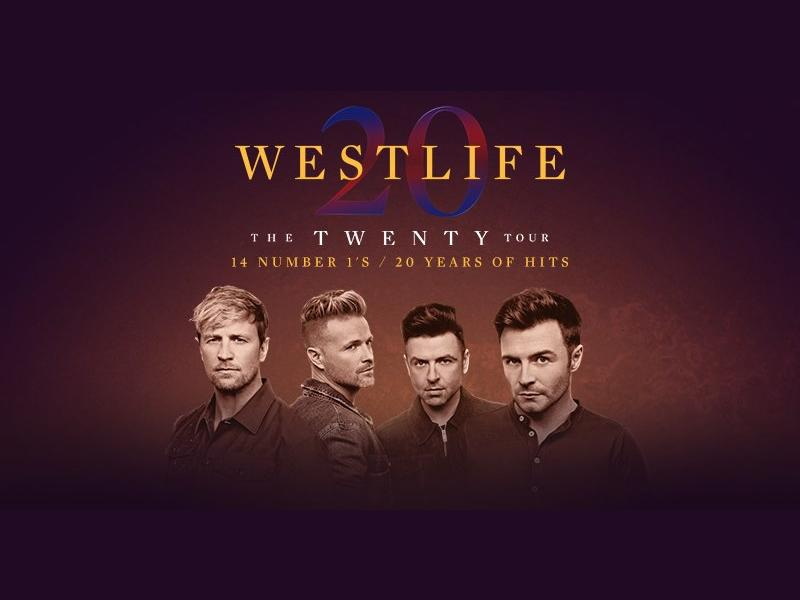 Cinema Live: Westlife: The Twenty Tour Live from Croke Park