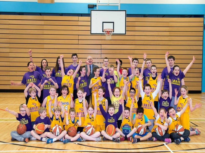 East Renfrewshire Lakers Basketball Club