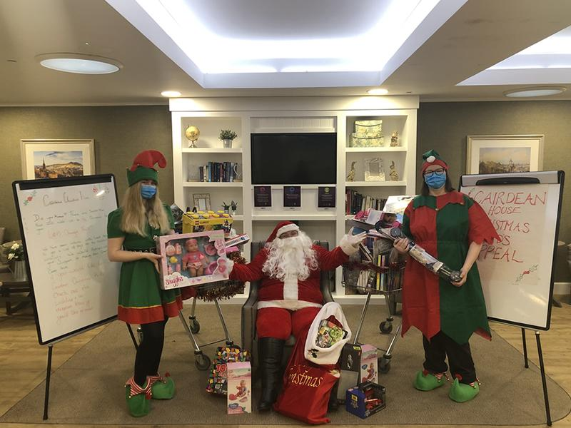 Edinburgh care home launches gifting initiative for local children