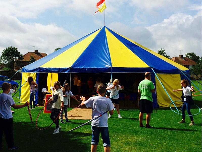 Big Top Day with Circus Sensible