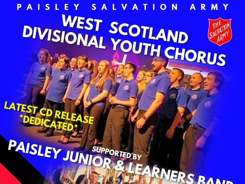 Musical Concert: West Scotland Divisional Youth Chorus
