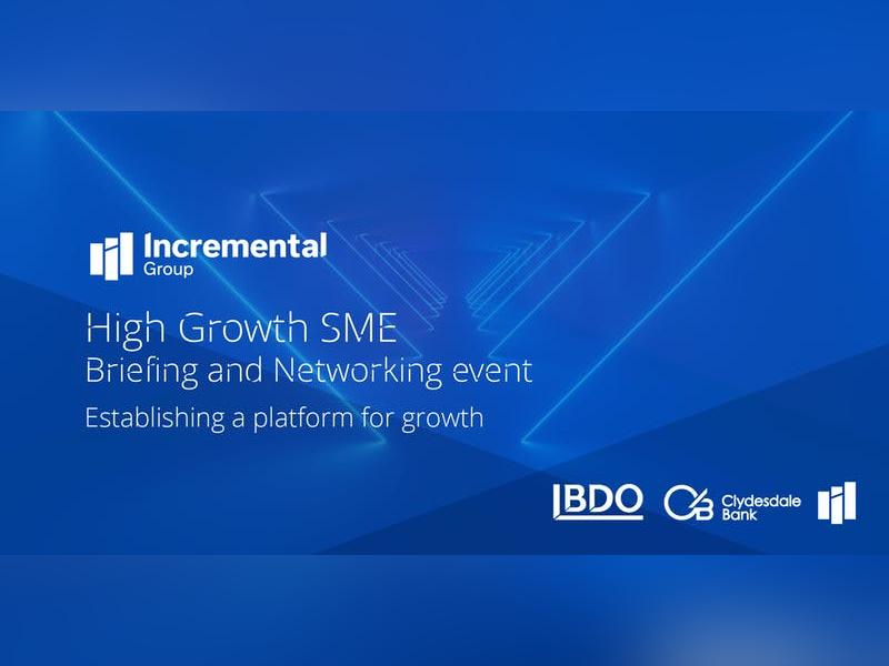 High Growth SME - Briefing and Networking Event