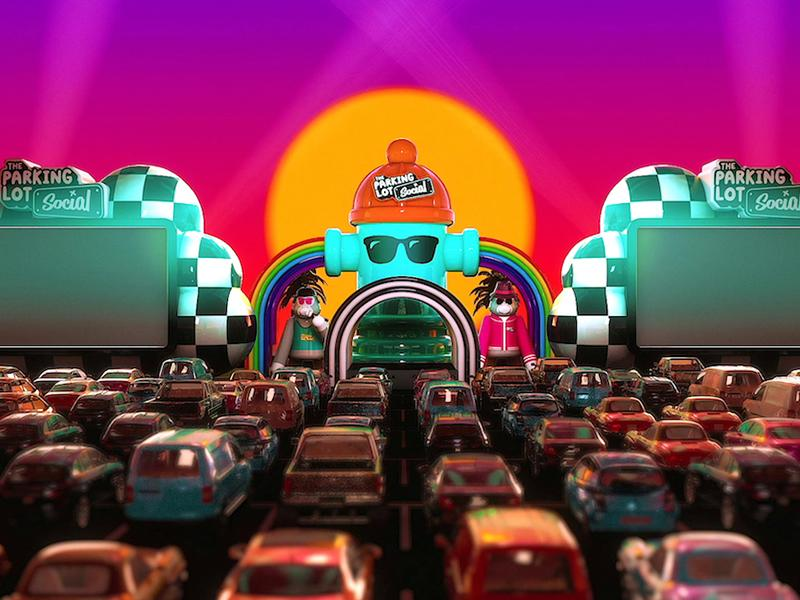 Drive in event dates extended as Scotland gets the green light