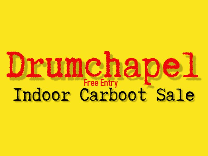 Drumchapel Table Top Sale