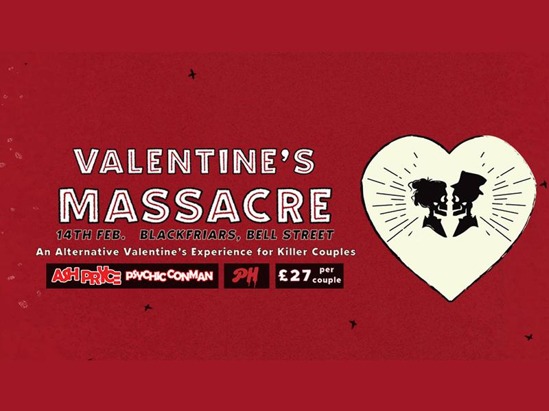 Valentine's Massacre: Alternative Valentine Experience for Killer Couples
