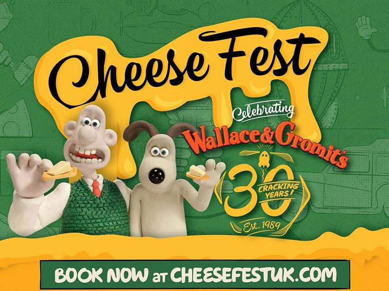 Cheese Fest Edinburgh