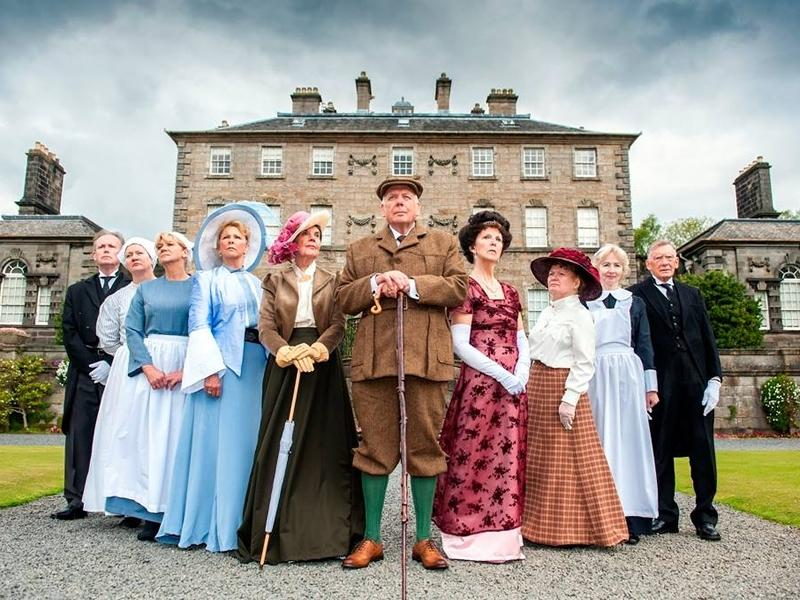Pride and Prejudice at Pollok House