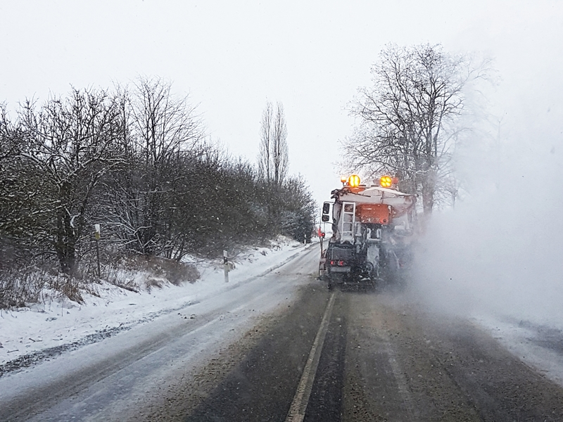 Council is ready to keep East Renfrewshire moving this Winter