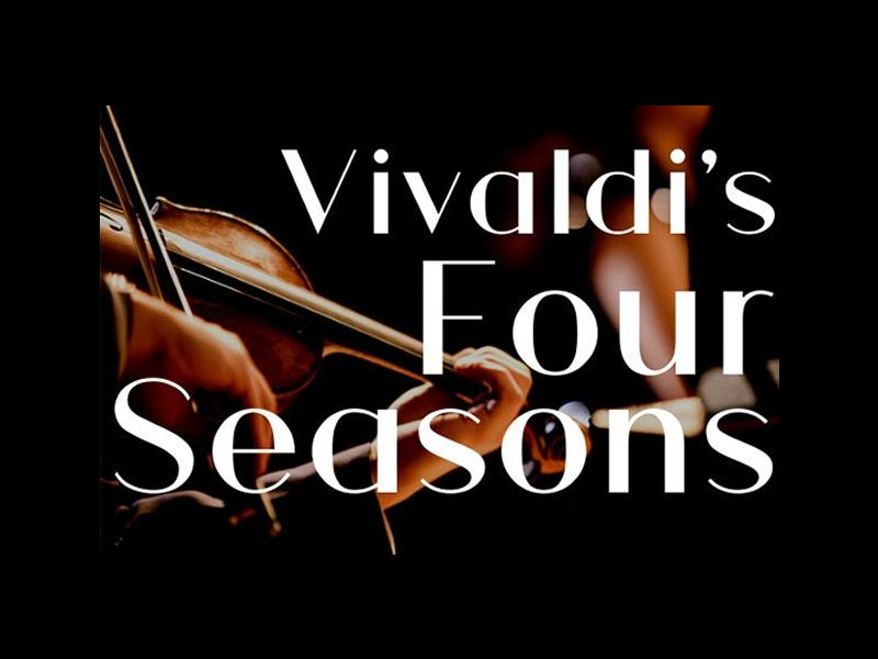 Vivaldi's Four Seasons by Candlelight - RESCHEDULED DATE