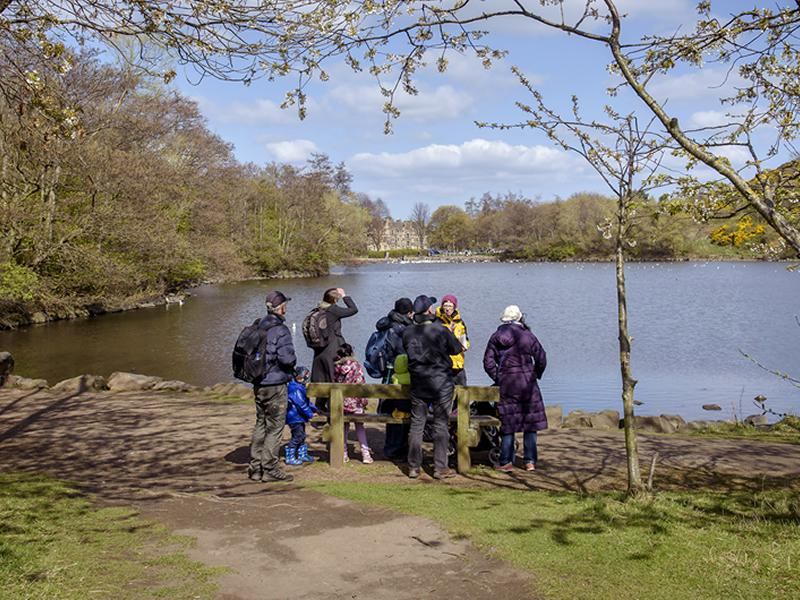 Witches and Wizards: Linlithgow Peel