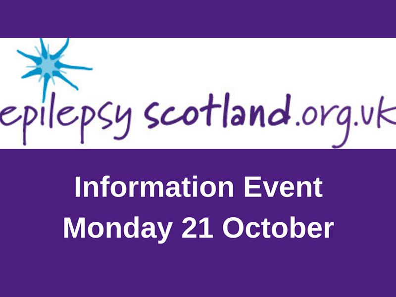 Free Epilepsy Information Event