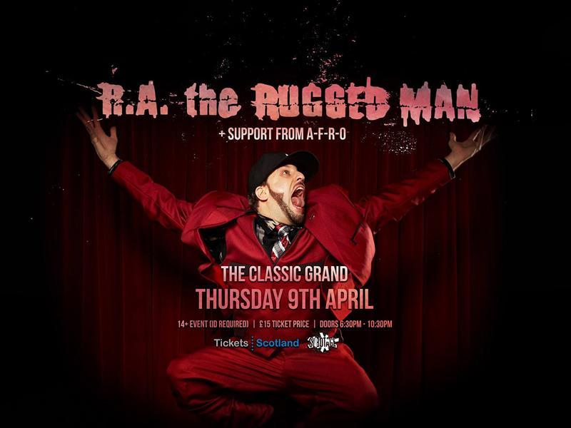 R.A The Rugged Man