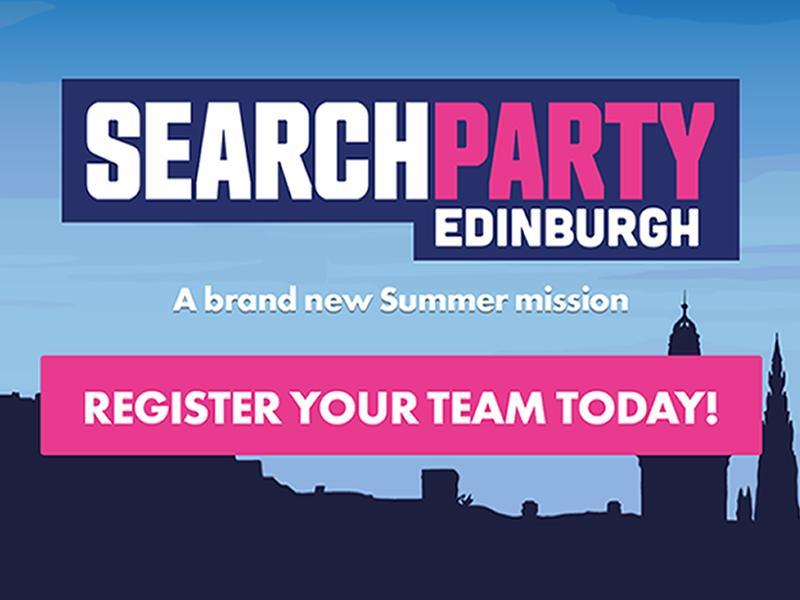 Search Party Edinburgh