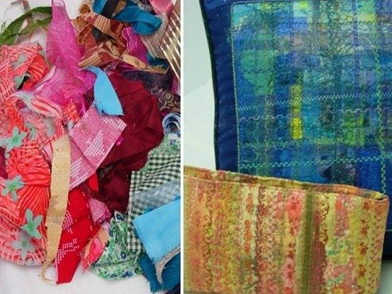 Rags to Riches - Creative Textiles Workshop