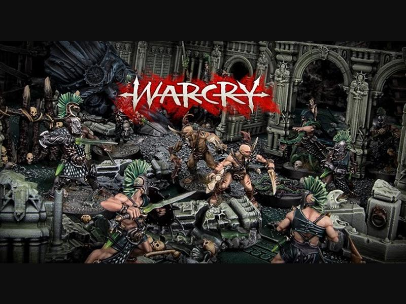 Warcry Tournament