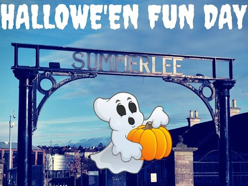 Summerlee Hallowe'en Fun Day