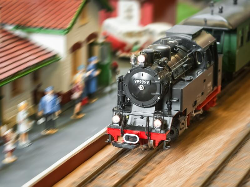 Renfrewshire Model Railway Club Exhibition