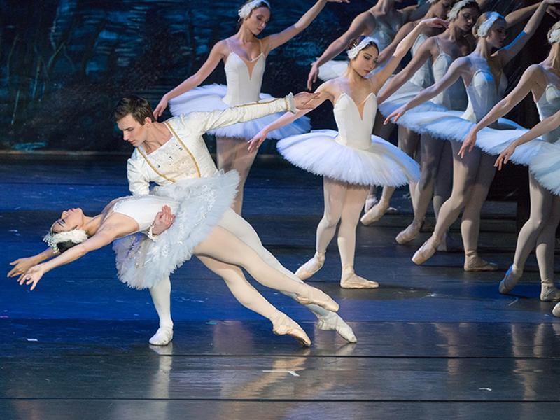 Russian National Ballet: Swan Lake