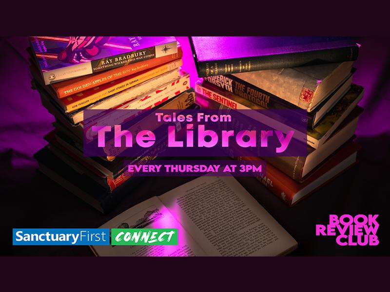 Tales From the Library  - Weekly Online Book Club