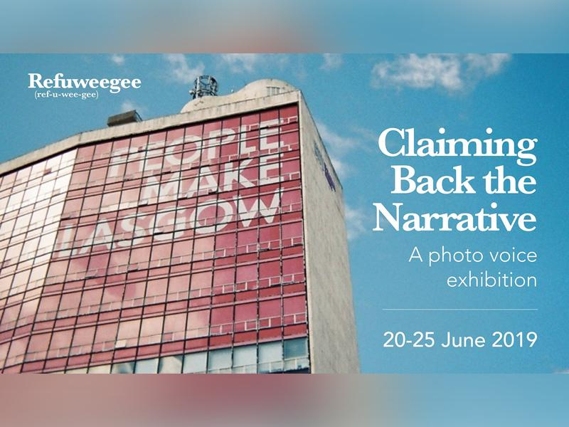 Claiming Back The Narrative: A Photo Voice Exhibition