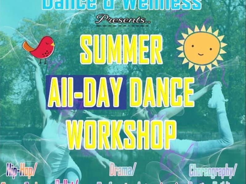Summer All Day Dance Workshop