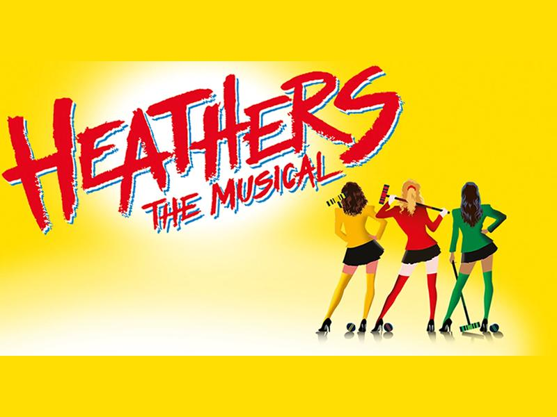 Heathers The Musical - SUSPENDED