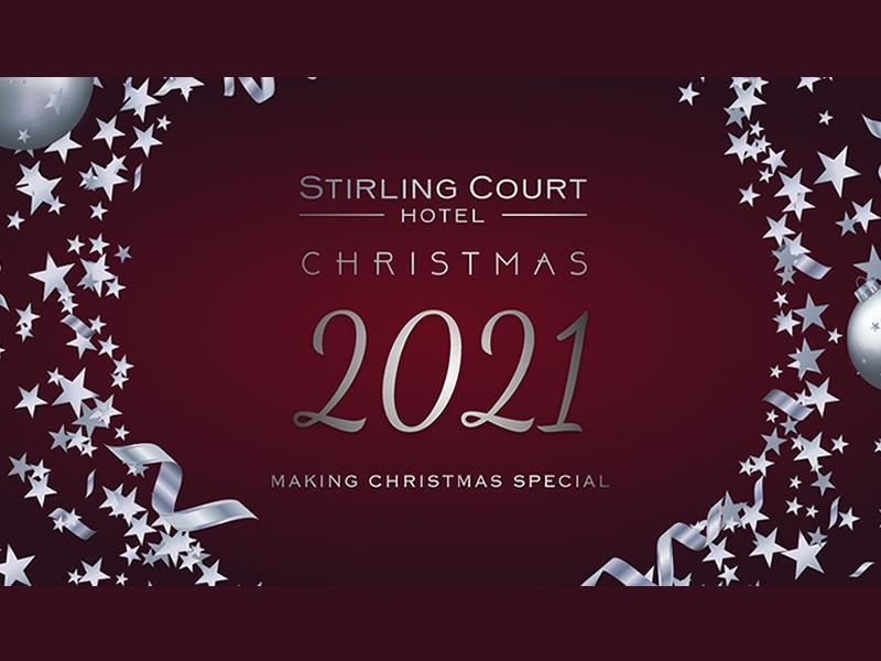 Celebrate the Festive Season at Stirling Court Hotel
