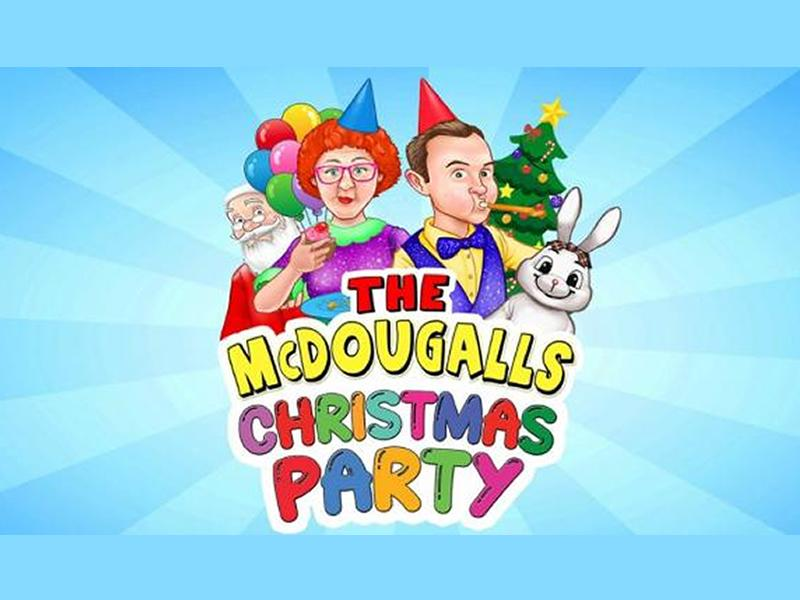 The McDougalls Virtual Christmas Party