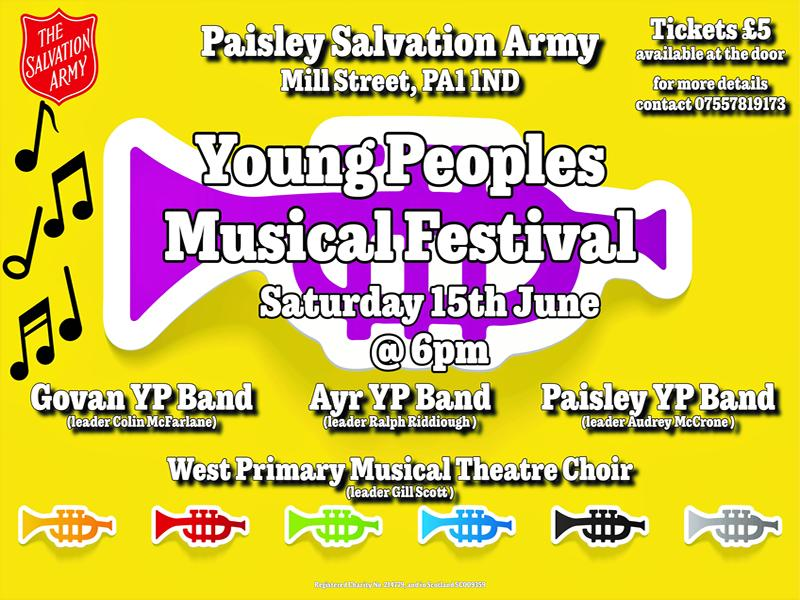 Young People's Musical Festival