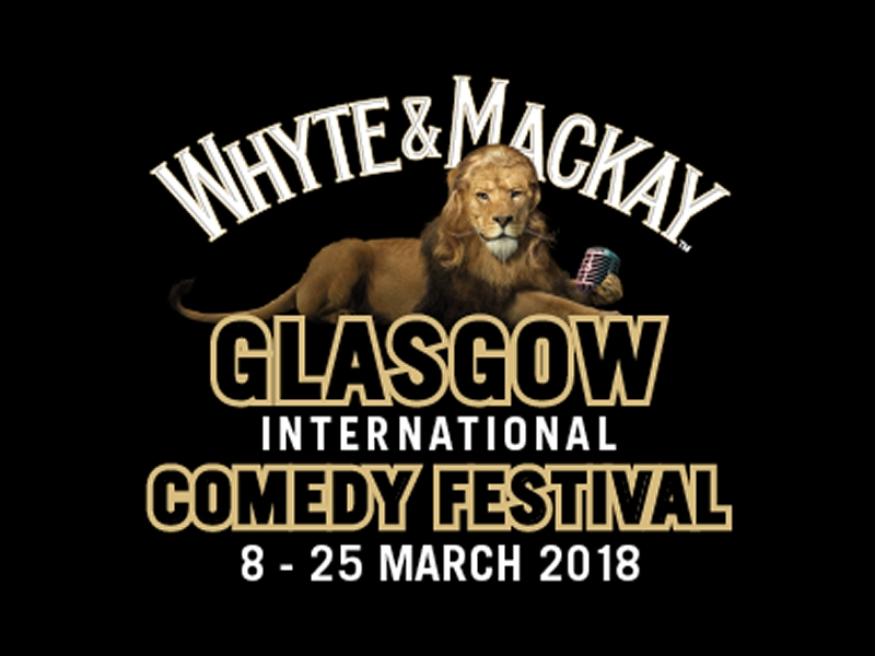 The Glasgow International Comedy Festival begins on March 8th!