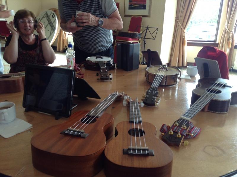 Neilston Strings Ukulele Group