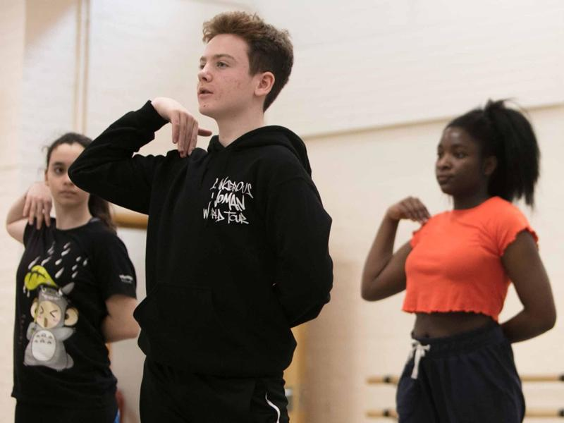 Musical Theatre For Secondary 1 - 6 (Online Course)