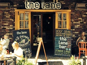 The Lane Vinyl Bar