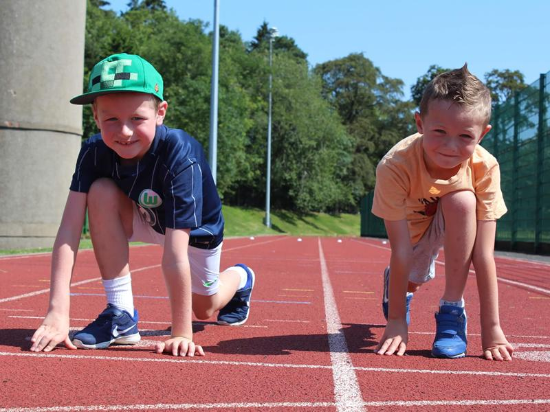 East Renfrewshire Culture and Leisure Summer Camps