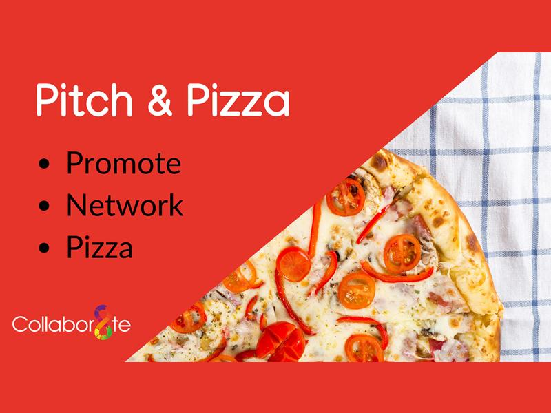 Pitch & Pizza Networking