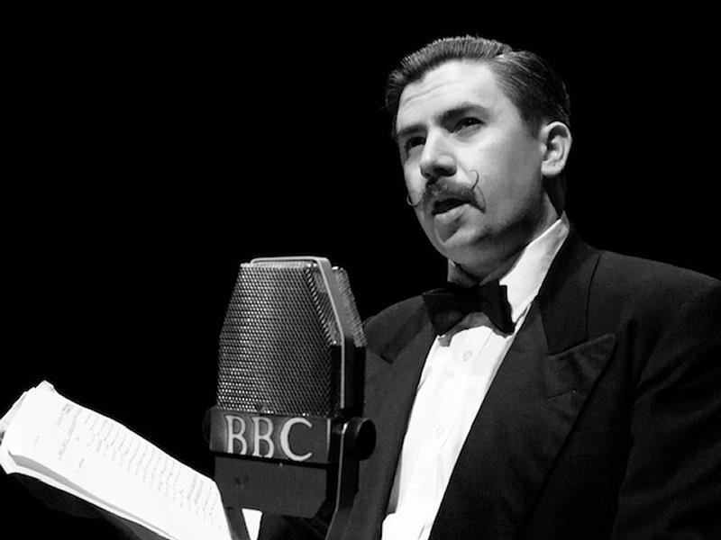 Dracula: A Radio Play on Stage - Online Streaming
