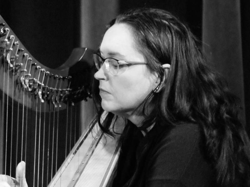 Karen Marshalsay - Traditional Scottish Harp Music