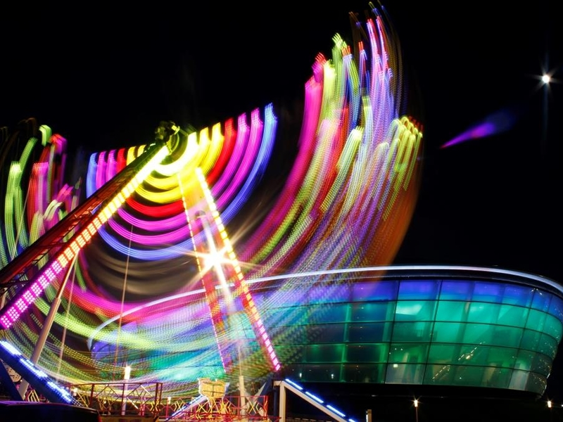 Get ready for a rollercoaster of fun as The IRN BRU Carnival returns!