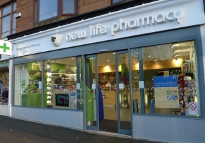 New Life Pharmacy And Healthcare