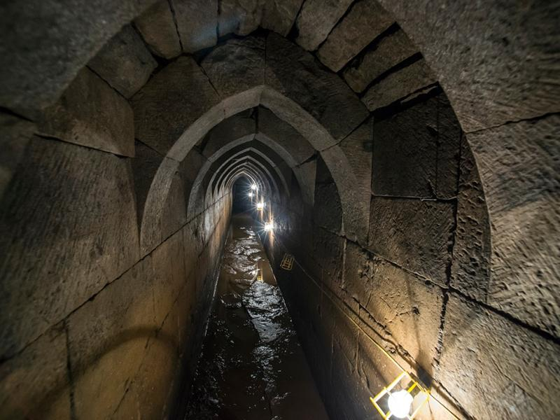 Paisley & District U3A Talks: Paisley's Medieval Tunnel Mystery