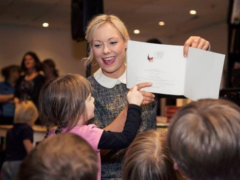 UKSE and Wee Write festival to spark a love for learning in Cambuslang pupils